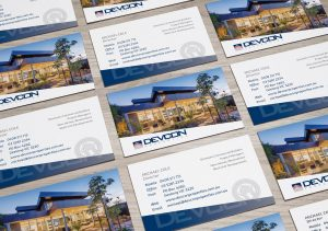 business cards and branding circle media geelong