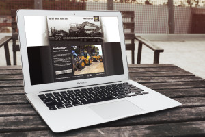 Circle Media Geelong Website Design - Mcar website