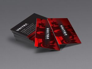 Business cards design by circle media geelong