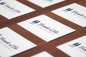 Condie and Co Company branding & business cards
