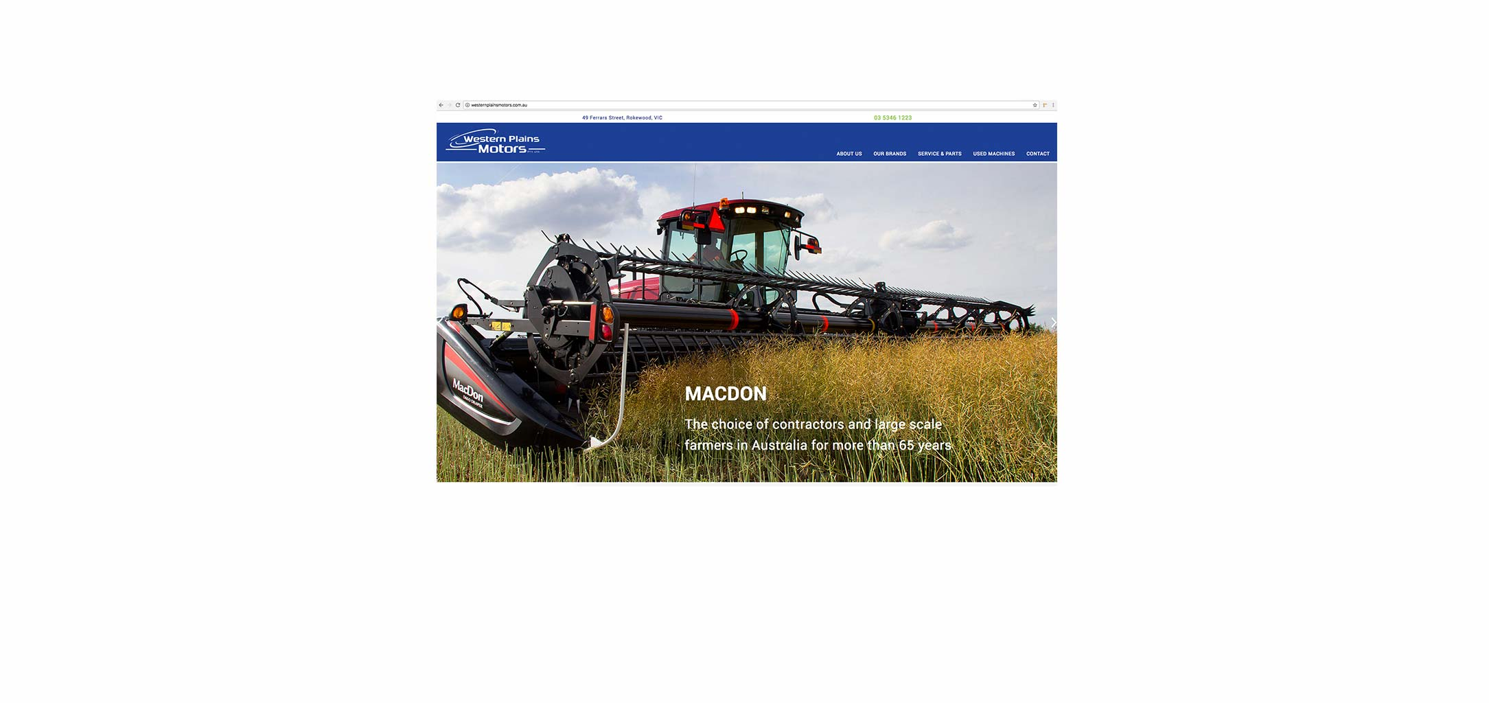 western-plains-motors-web-design-by-Circle-Media-Geelong2