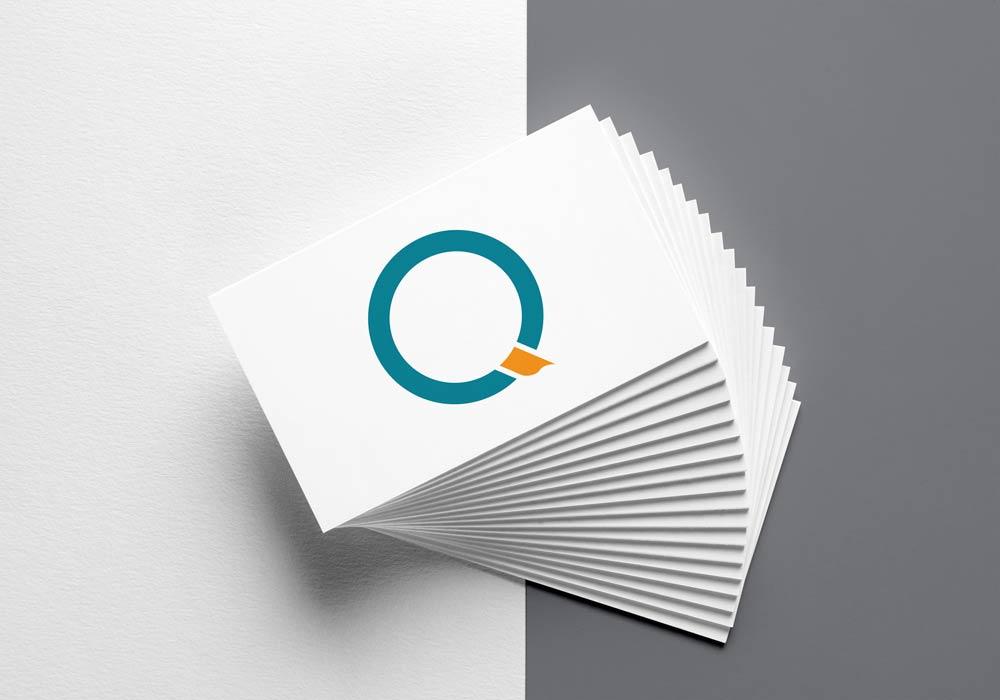 Quantum Certification Services business card