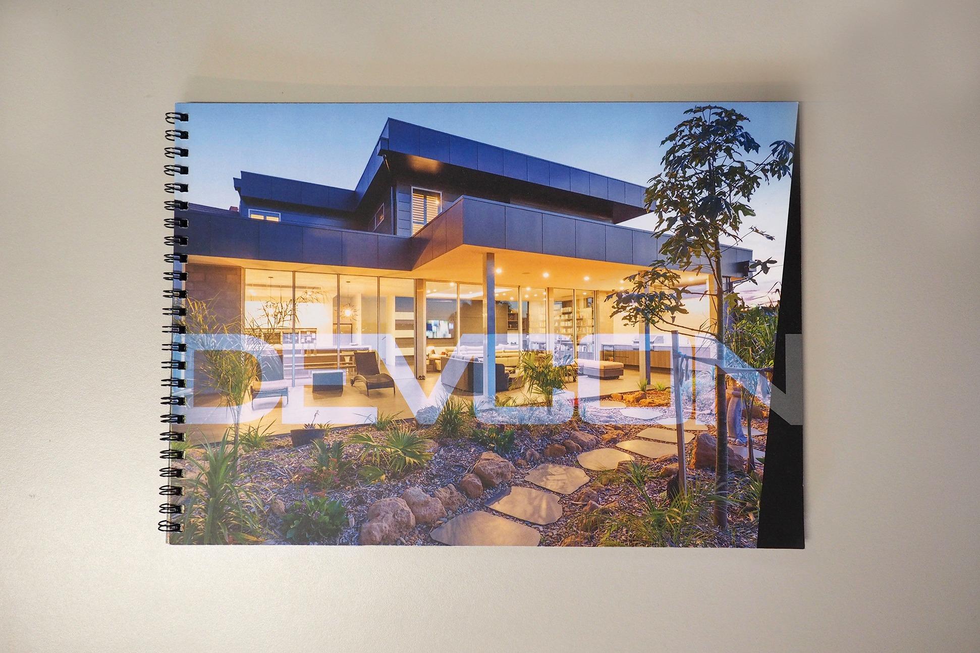 Devcon Properties brochure cover