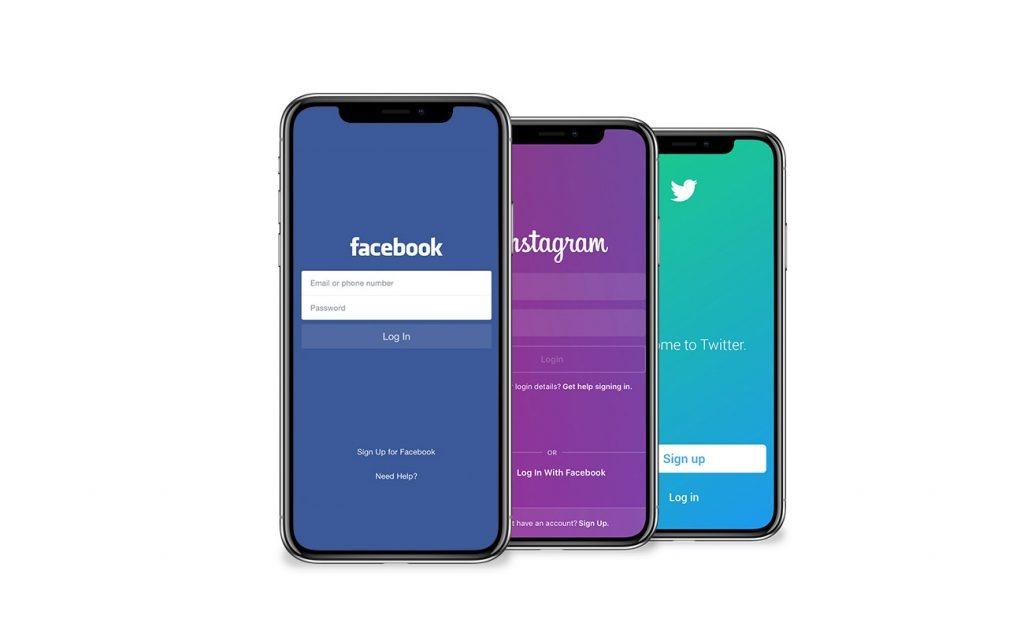 Circle Media-social media phone