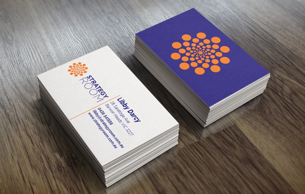 Circle Media Business Cards 3