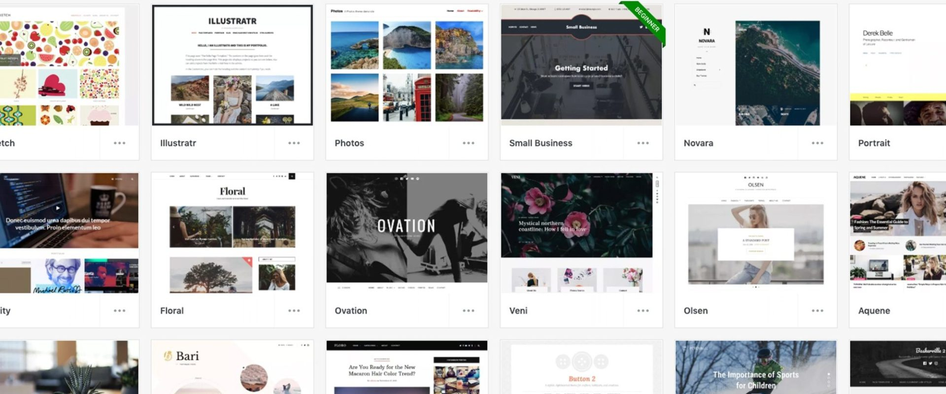 Circle Media custom wordpress themes
